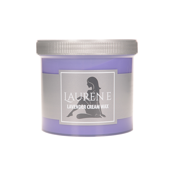 Poth Hille Depilatory Wax Lauren E Lavender Cream Wax