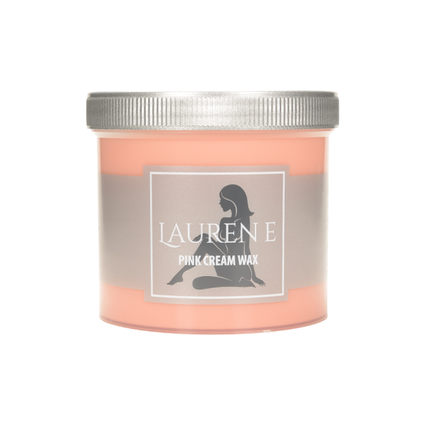 Poth Hille Depilatory Wax Lauren E Pink Cream Wax