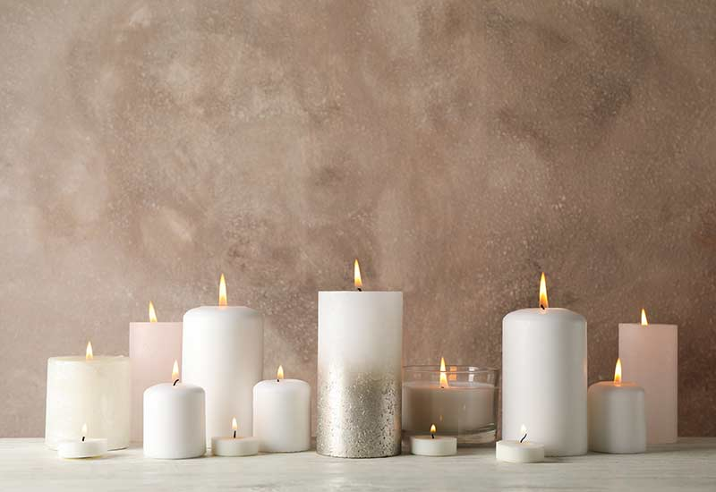 Poth Hille Nature Wax Candle