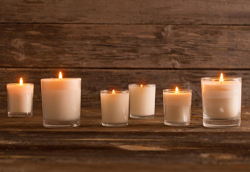 Poth Hille Services Bespoke Candles