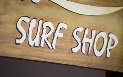 Poth Hille Surf Board Wax News