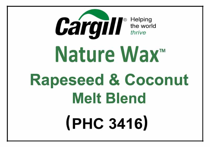 Poth Hille Nature Wax Rapeseed & Coconut Wax